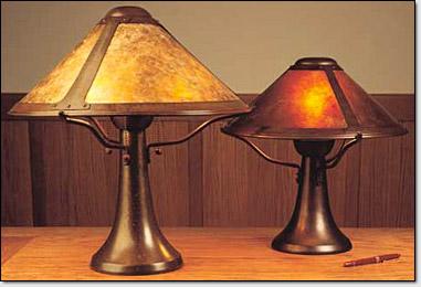 Mica Lamps Arroyo Craftsman Lighting Framburg